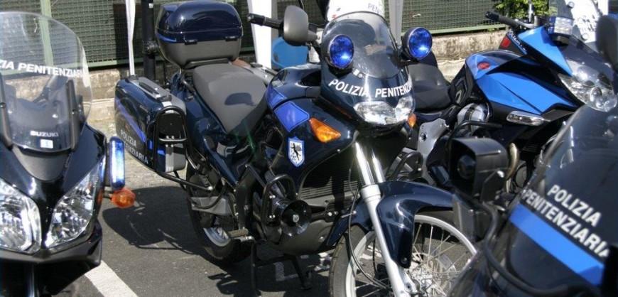 moto polizia penitenziaria