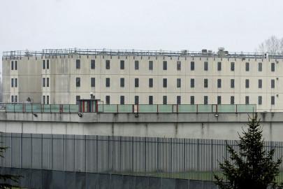 Parma, 02.02.2013 - Penitenziario di via Burla: esterni della struttura. In mattinata evasi due carcerati albanesi. FOTO MARCO VASINI (copyright) Cell. 339.4333787 E-mail vasinimarco@libero.it