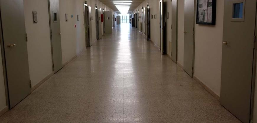 Arghillà-corridoio-reparto-detentivo