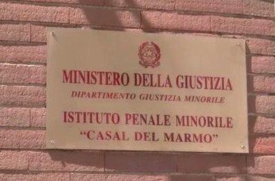 """Istituto-Penale-per-i-Minorenni-di-Roma-""""Casal-del-Marmo"""""""
