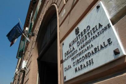 Genova - presentazione progetto raccolta differenziata in carcere Marassi, prevista collaborazione detenuti che svilupperanno competenza professionale. un esterno del carcere