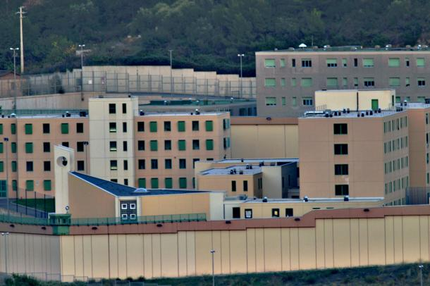carcere valle armea