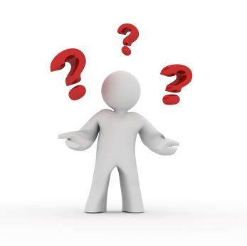 question-man