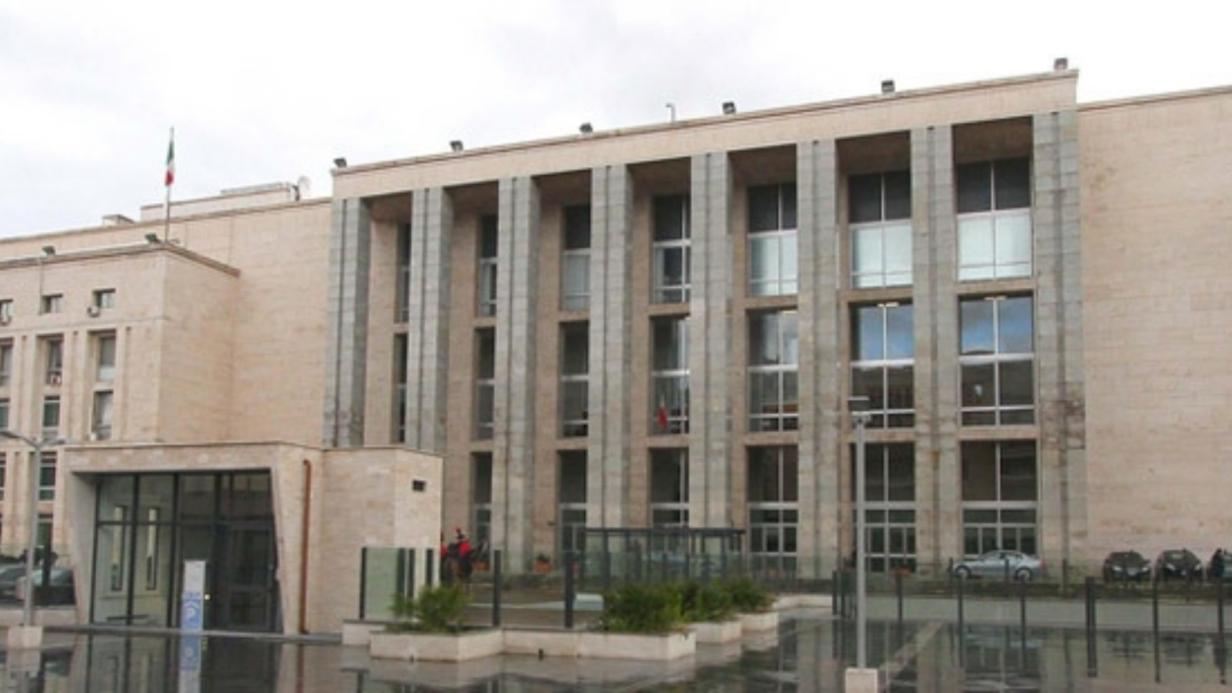 Tribunale di Palermo – Stato dei luoghi destinato alla Polizia  Penitenziaria – SiNAPPe