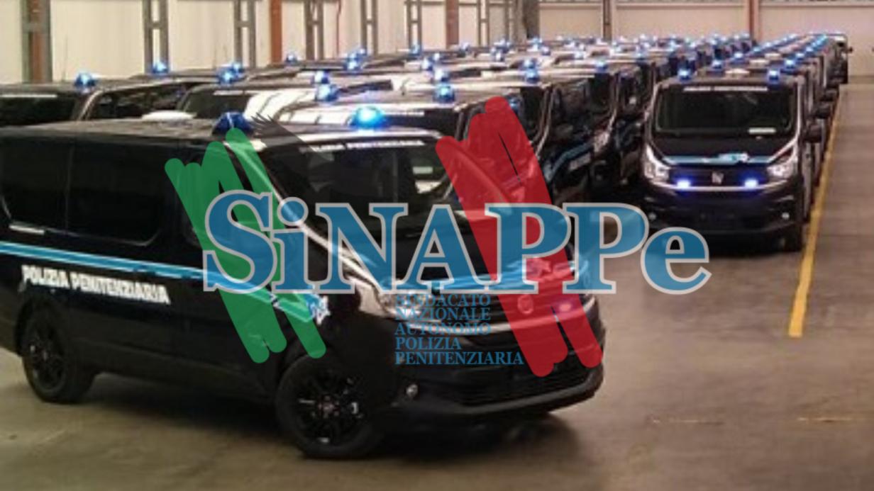 sinappe sindacato autonomo polizia penitenziaria