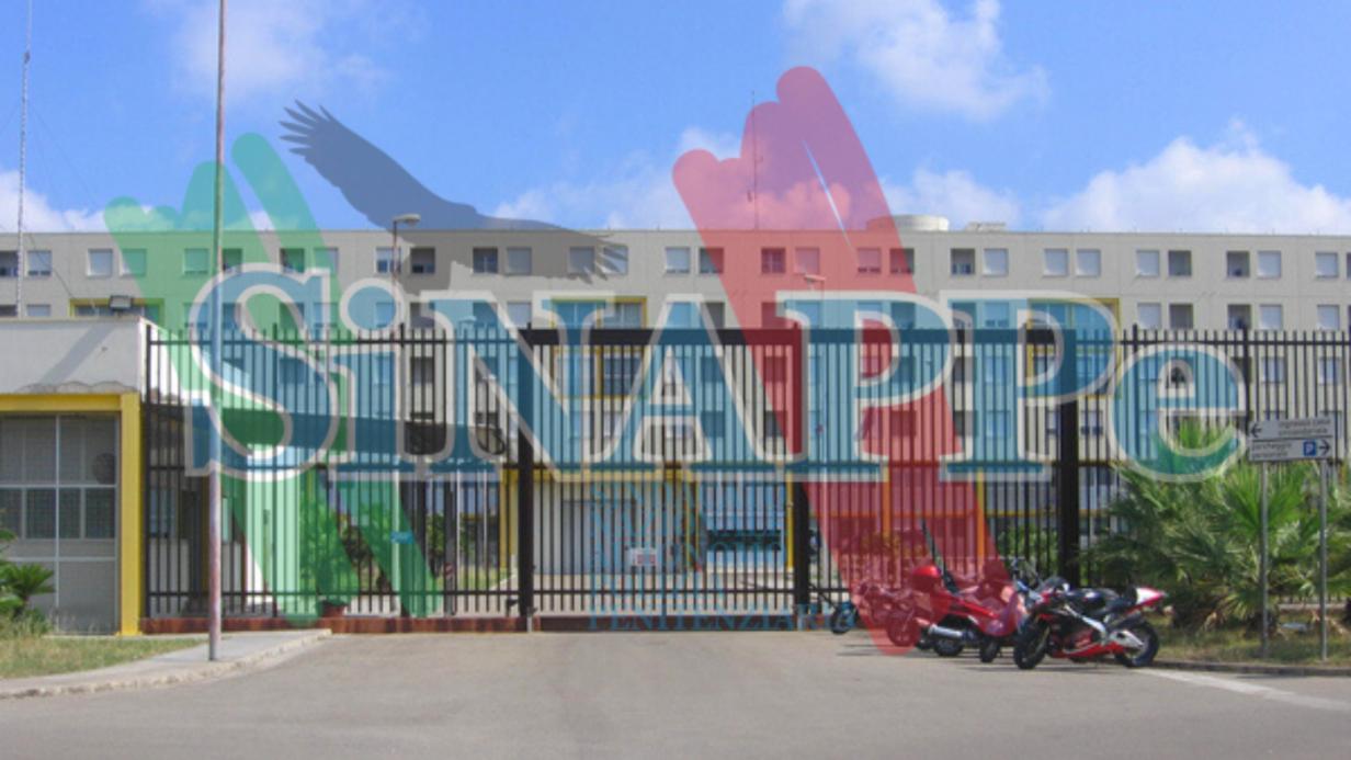 NTP Lecce sinappe sindacato autonomo polizia penitenziaria