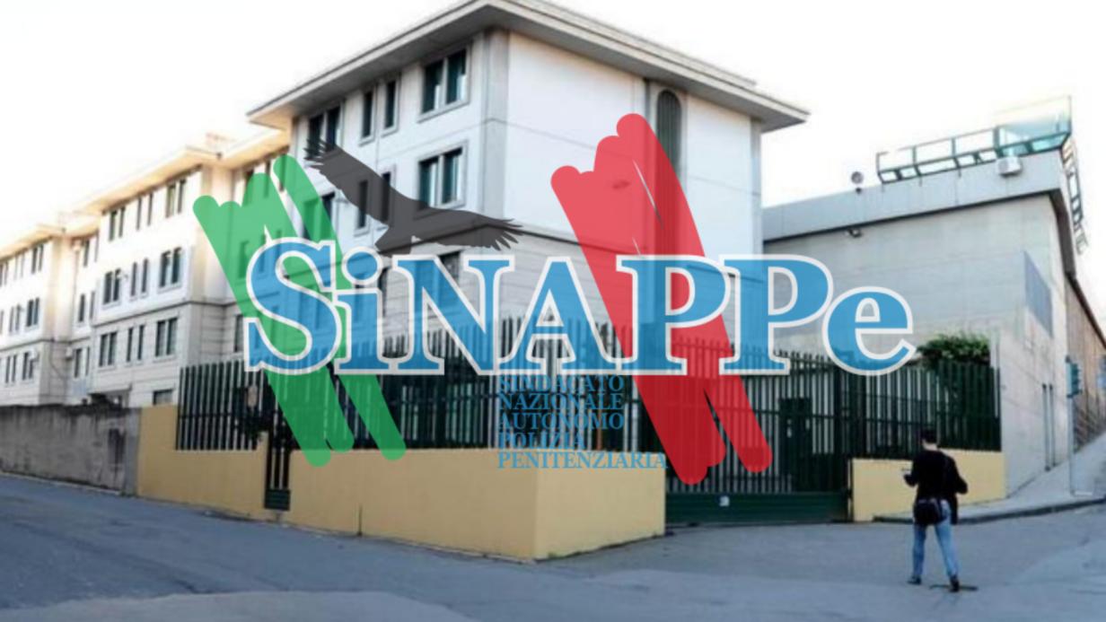 casa circondariale di messina sicilia sinappe sindacato polizia penitenziaria