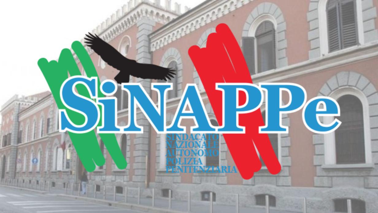 Milano san vittore sinappe sindacato polizia penitenziaria