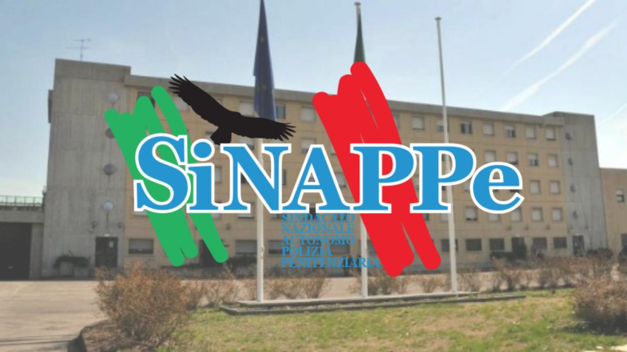 reggio emilia iipp istituti penitenziari sinappe sindacato polizia penitenziaria